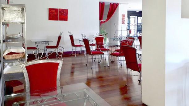 Restaurant les Cloyères Vue de la salle
