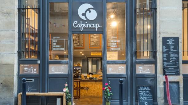 Cafeincup - Le Brunch Entrée