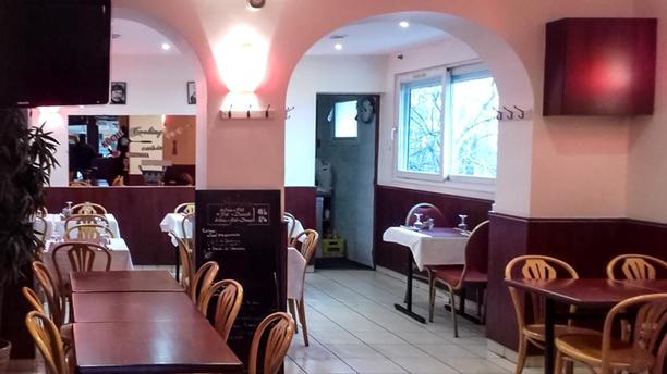 Restaurant La Gare Salle du restaurant