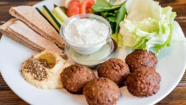 Les Saveurs de Beyrouth Suggestion du Chef
