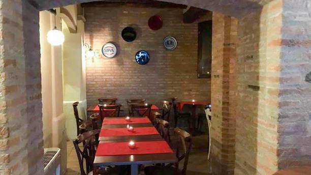 White Dragon Pub Veduta dell interno
