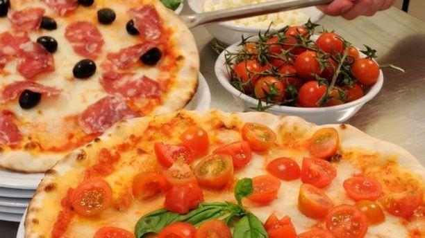 Colors pizza