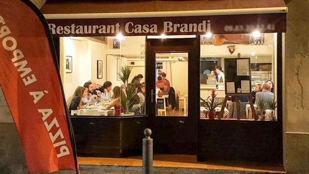 Casa Brandi Pizzeria Casa Brandi
