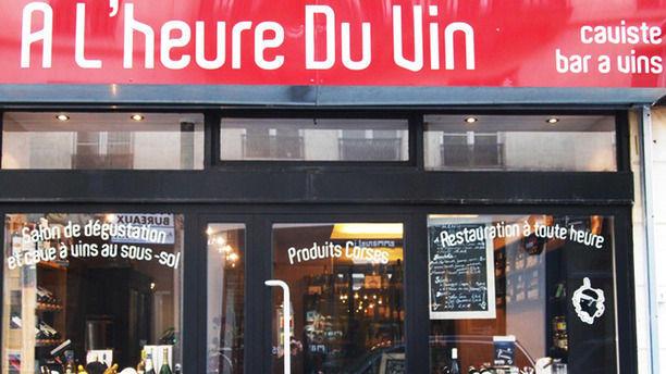 À L'heure Du Vin Caviste/vin/dégustations