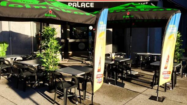Palace Café vue terrasse
