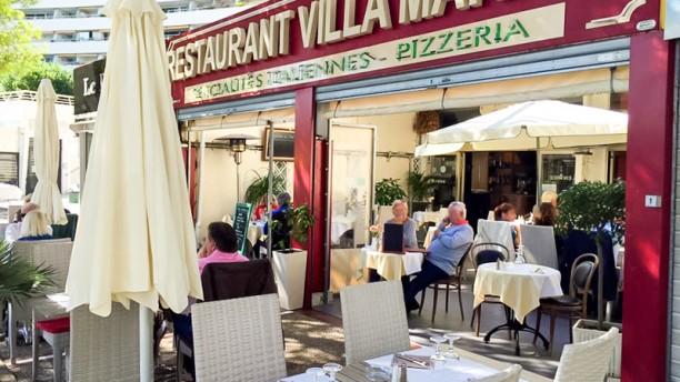 Villa Marina Terrasse