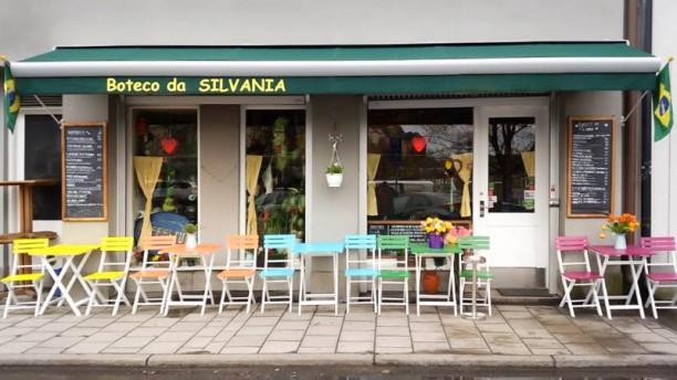 Boteco da Silvania Restaurangens front