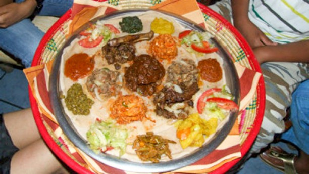Addis Ababa Suggestie