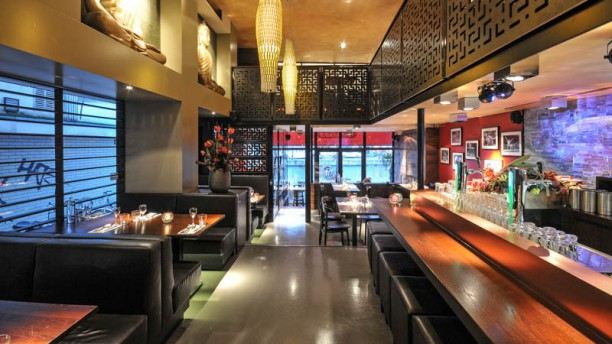 Buddhas Thais restaurant Restaurant