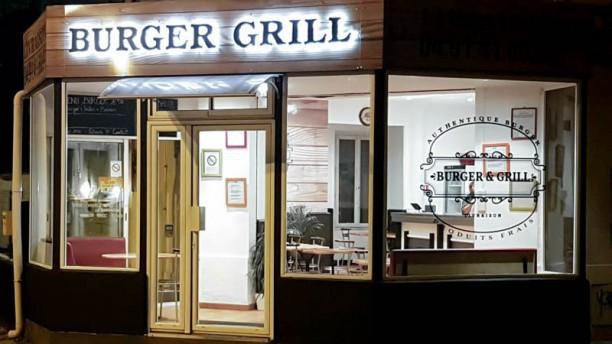 Burger & Grill Entrée