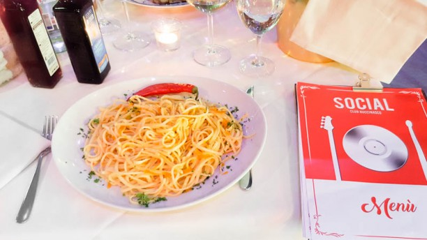 Buccinasco Social Club Suggerimento dello chef