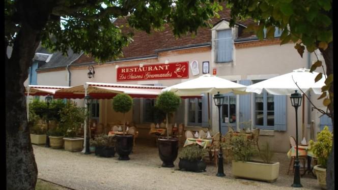 Les Saisons Gourmandes - Restaurant - Saint-Pierre-de-Jards