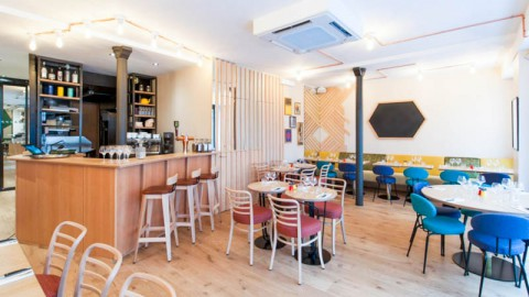 Two Eat Work Café, Paris