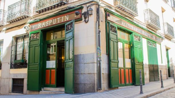 Rasputín In Madrid Restaurant Reviews Menu And Prices
