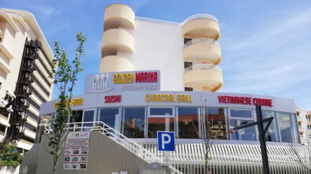 Restaurante Golden Marina Fachada