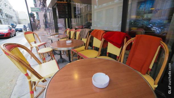 Odette & Charlus Café En terrasse