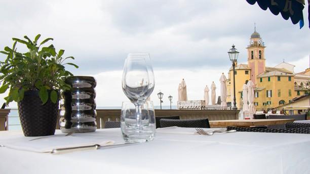 La Primula Particolare tavolo con vista panoramica