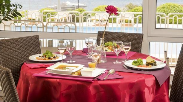 Paradou Restaurant vue panoramique