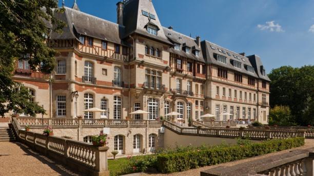 Le Vilargène - Château de Montvillargenne façade