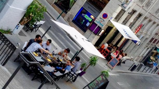IBIZA Café Restaurant terrasse ibiza