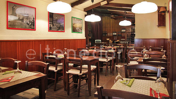 Meraviglioso em barcelona pre os menu morada reserva - Restaurante umo barcelona ...