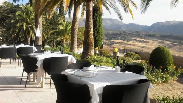 Azahar - Hotel Catalonia Reina Victoria Vista Sala