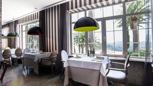 Azahar by Eboca Restaurant - Hotel Catalonia Reina Victoria - Ronda Vista sala