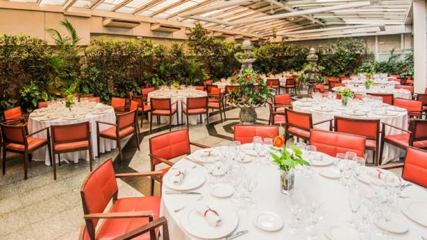 Jardin Metropolitano Vp Hoteles In Madrid Restaurant Reviews