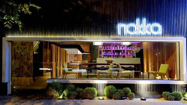Nakka itaim em s o paulo pre os menu morada reserva for Fachada para restaurante