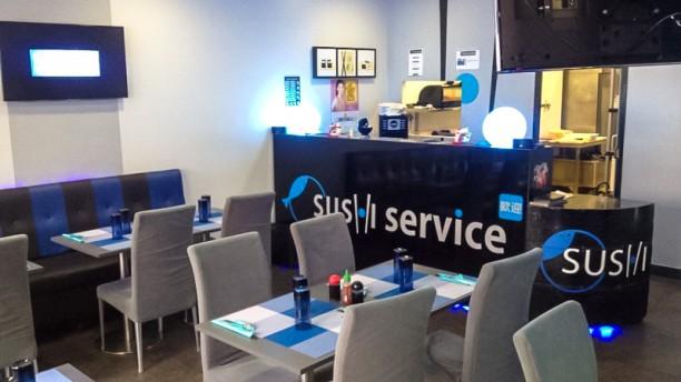 Sushi Service Salle de restaurant
