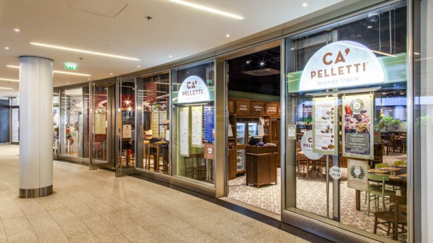 Ca Pelletti Milano In Milan Restaurant Reviews Menu And
