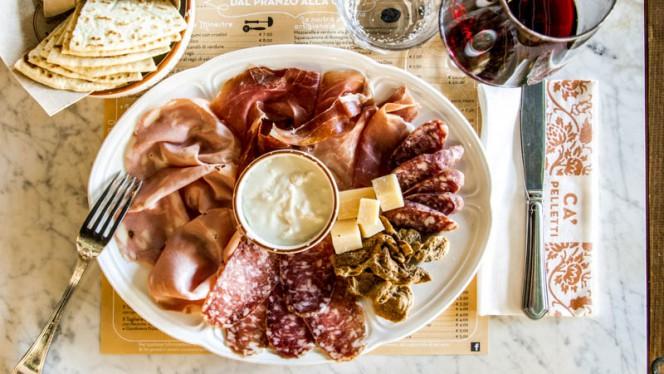 Suggerimento dello chef - Ca'pelletti Milano, Milan