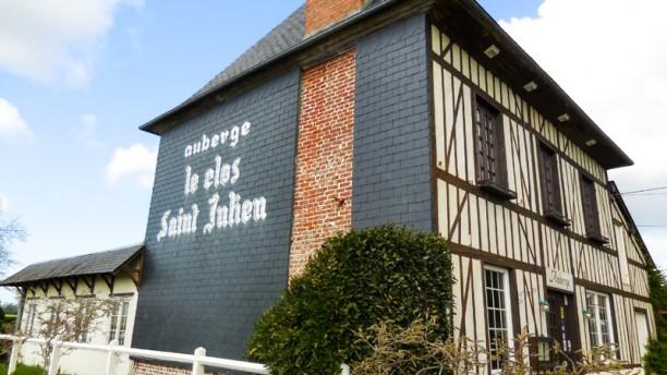 Le Clos Saint Julien Restaurant