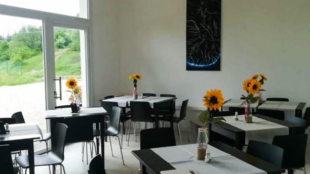 Taverna del Gallo Sibillino Vista sala