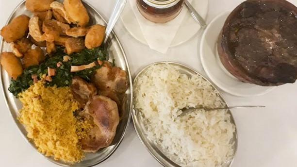 Bar e Restaurante Guanabara Sugestão do chef