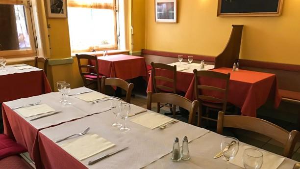 Les Saveurs Salle du restaurant