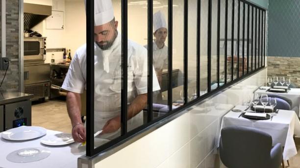 Adrien Deret Salle du restaurant