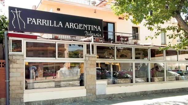 Parrilla Argentina Ushuaia Vista fachada