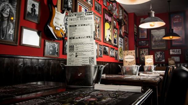 Twister Rock&Food Sala