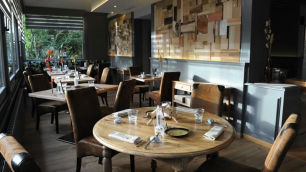 La Pagerie Salle du restaurant
