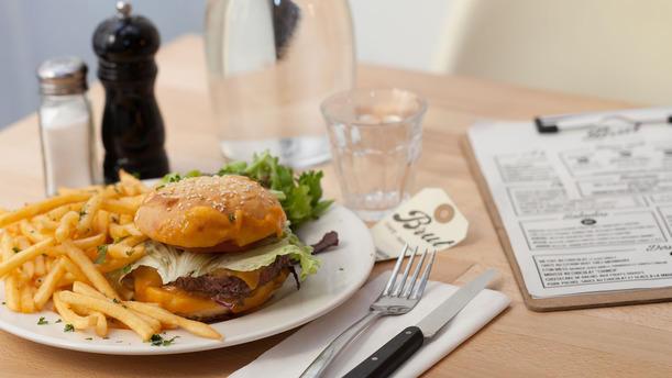 Brut Burger