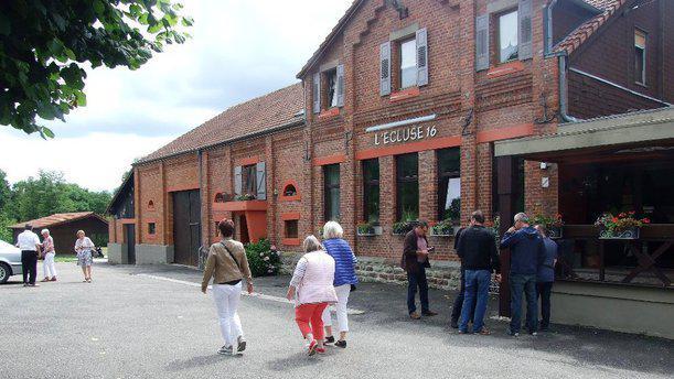 Restaurant de L'Ecluse 16 L'ecluse 16