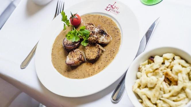 Suggestion de plat - Brasserie de la Bourse, Strasbourg