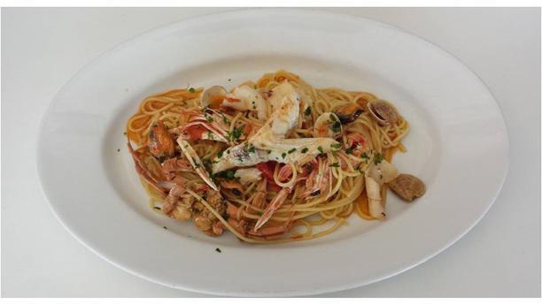 Costa Verde Spaghetto allo scoglio