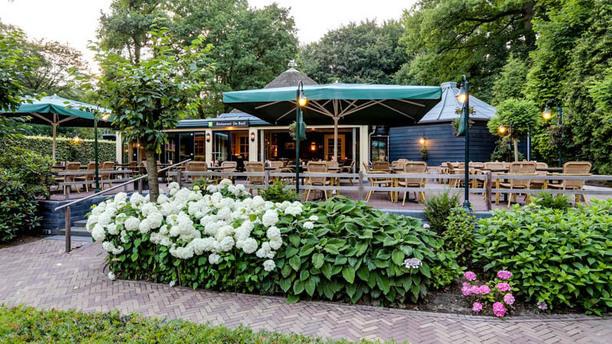 Restaurant De Ruif Terras