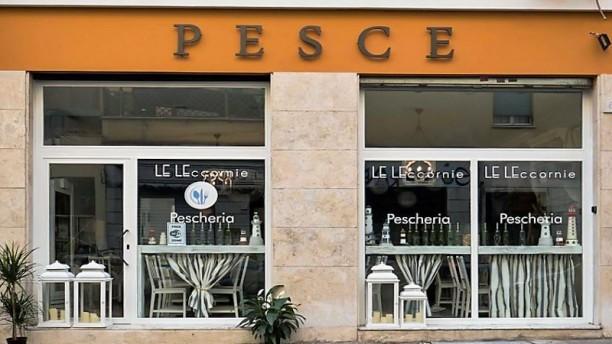 Le Leccornie Ingresso