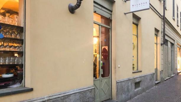 Milanga Entrata