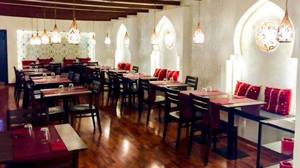 Restaurant Volubilis Vista del interior