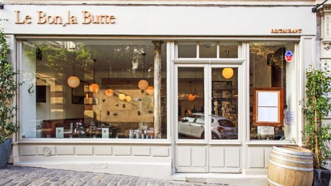 Le Bon, La Butte - Restaurant - Paris