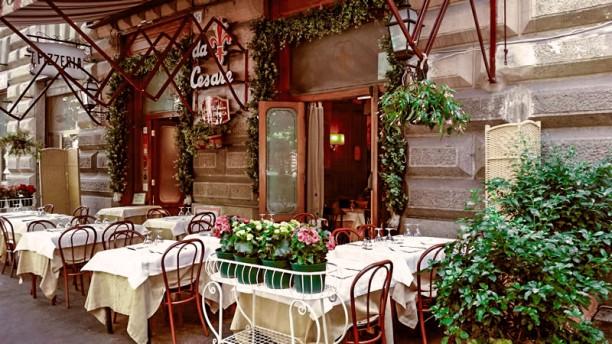 Hostaria Da Cesare In Rome Restaurant Reviews Menu And